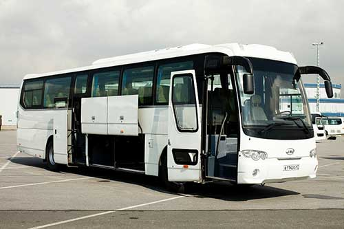 автобус на весілля